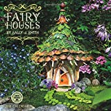 Fairy Houses 2018 Wall Calendar