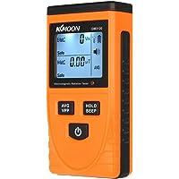 KKmoon GM3120 Inicio Detector de Radiación Electromagnética Pantalla