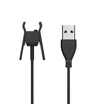 MoKo Fitbit Alta Cargador - Accesorios de Reloj Base de Carga Reemplazo Charging Cradle Dock Adaptador con USB Charging Cable Charger para Fitbit Alta ...