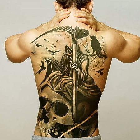 Handaxian 3 Piezas Etiqueta engomada del Tatuaje Nuevo diseño ...