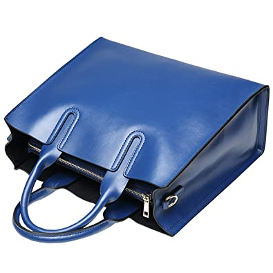 e0c06918987d2 HJLY Leather 2018 Napa Leder Damen Leder Handtasche Große Tasche Große  Kapazität Einfache Umhängetasche Umhängetasche