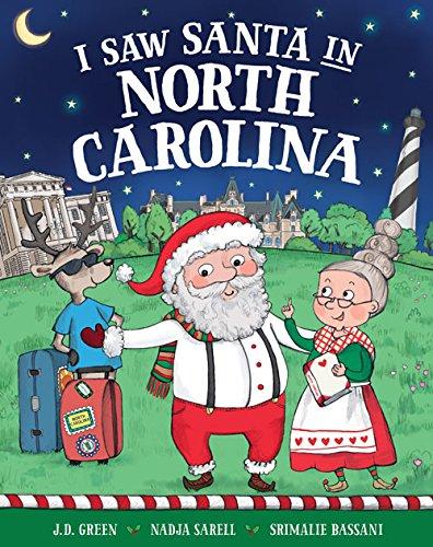 I Saw Santa in North Carolina (Carolina North Stores In Christmas)