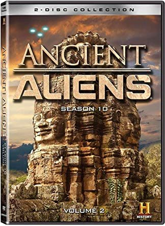 Ancient Aliens: Season 10, Volume 2 [DVD]