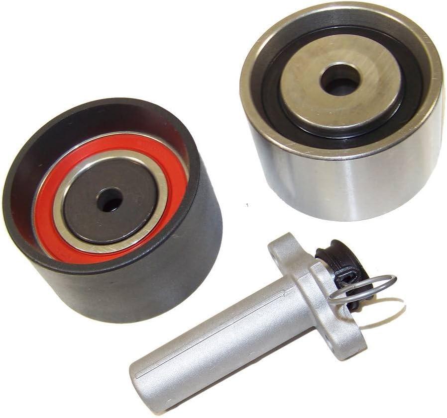 2.5L ES250 2VZFE V6 DNJ TBK909WP Timing Belt Kit with Water Pump for 1990-1991 2508cc DOHC Lexus 24V