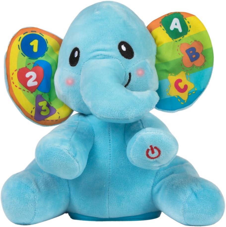 winfun Elefante educativo con luz y sonido(44521) , color/modelo surtido