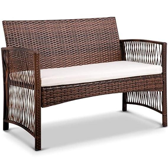 Amazon.com: Hooseng Hoosng - Juego de 4 sillas y mesa de ...