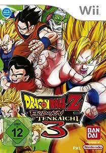 Dragonball Z - Budokai Tenkaichi 3 [Software Pyramide] [Importación alemana]