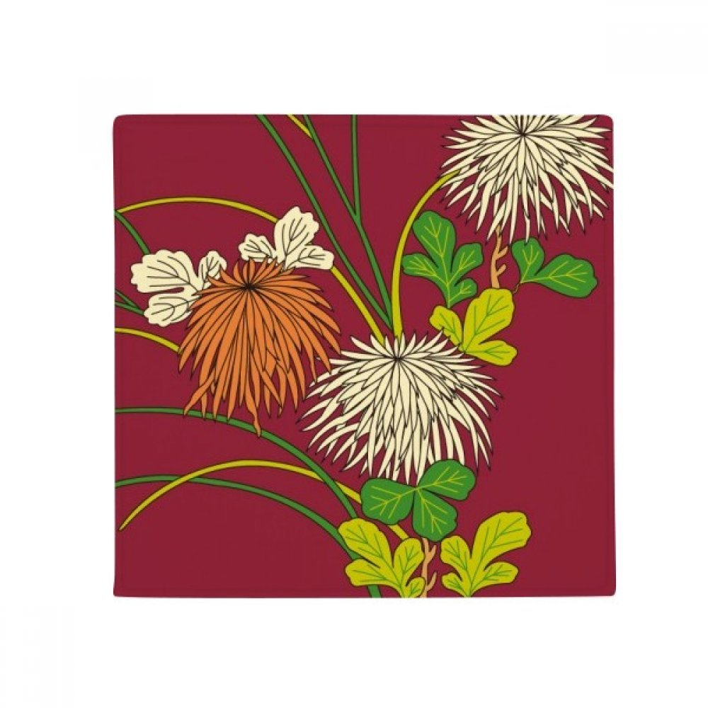 DIYthinker Painting Japanese Culture Autumn Anti-Slip Floor Pet Mat Square Home Kitchen Door 80Cm Gift