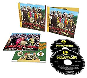 The Beatles The Beatles 50th Anniversary Of Sgt Pepper