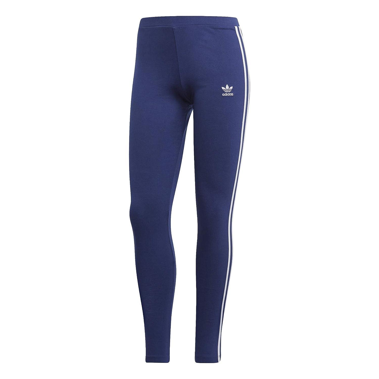 0bb3af4f3d3 adidas 3STR W sports leggings dark blue: Amazon.co.uk: Sports & Outdoors