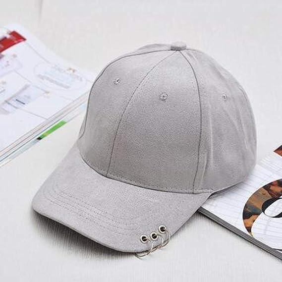 kyprx Sombrero de Hip Hop Gorra de béisbol GD Gorra Mujer ...