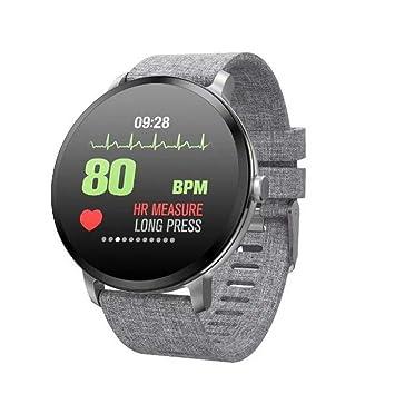 Xinxie LEMFO Smartwatch Monitor de presión Arterial de ...