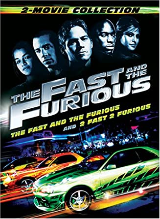 Image Unavailable Not Available For Color The Fast And Furious 2 Movie Collection