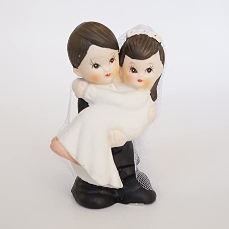 Miniature Wooden Little People 2 Set 4 pieces of Couple Bride and Groom  Called to Couple Mom and Dad or Couple Grandma and Granpa