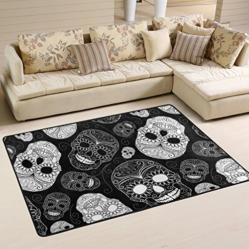 Amazon.com: Unique Day Of The Dead Halloween Decorations