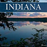 2017 Indiana Wall Calendar