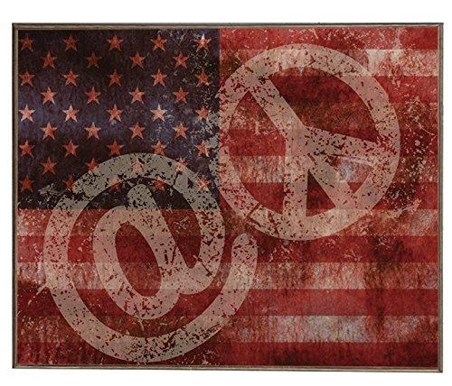 Legend Studio Patriotic Red Flag - 12
