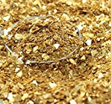 Meyer Imports Gold Fusion Multigrain Shard Glitter - One Pound -311-4080-GD