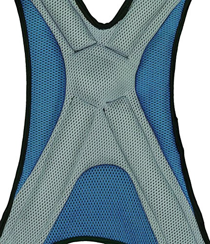 3M DBI-SALA ExoFit Vest Style Harness, Back D-Ring, Medium, 1107976 by 3M Fall Protection Business (Image #5)