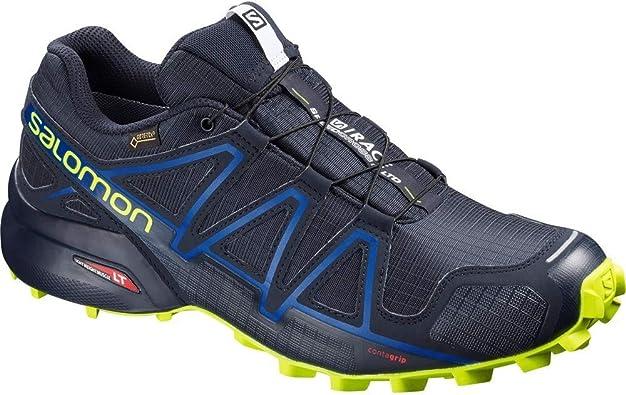 SALOMON Speedcross 4 Gore-TEX S/Race Ltd Trail Running Shoes - AW18