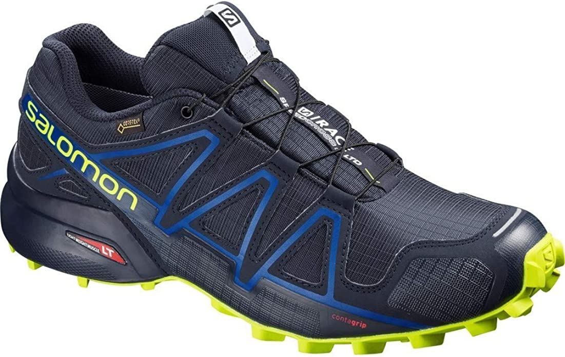 SALOMON Speedcross 4 Gore TEX SRace Ltd Trail Laufschuhe AW18