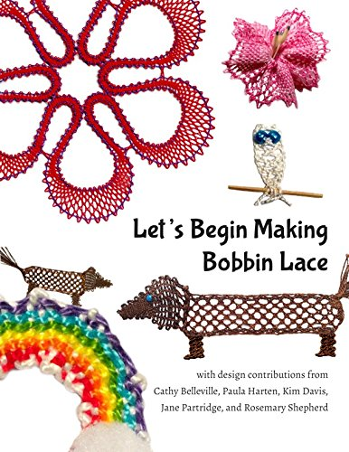 Let's Begin Making Bobbin (Making Bobbin Lace)