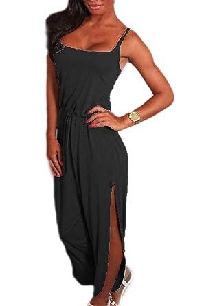 2843ff641e9 Yacun Women s Summer Overall Rompers Slip Jumpsuit  Amazon.ca ...