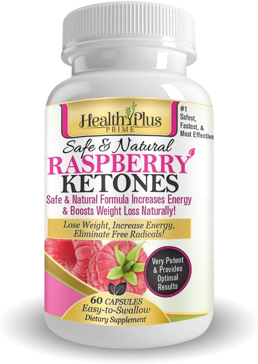 Amazon Com Raspberry Ketones For Maximum Best 100 Pure Natural Weight Loss 1 To Suppress Appetite Stop Overeating Antioxidants Huge 500mg Serving No Fillers Artificial Ingredients No Side Effects Health Personal