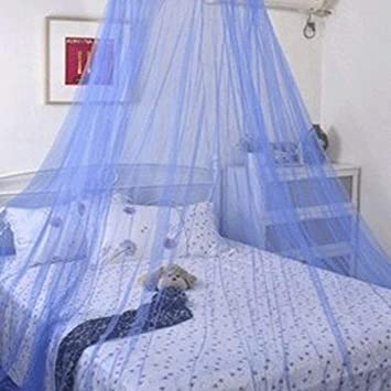 banlany Mosquito Net Elegant Dome Mosquito Repellent Insect Bed Canopies Drapes Home Travel