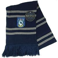 Harry Potter SCIARPA UFFICIALE Casa di CORVONERO Scuola di Magia di Hogwarts - ORIGINALE Licenza WARNER BROS