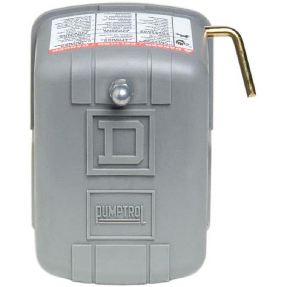 Square D FSG2J21M4CP 30 50 PSI Standard Pressure Switch with Low Pressure Cutoff