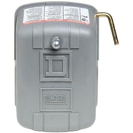 amazon com square d fsg2j21m4cp 30 50 psi standard pressure switch rh amazon com Compressor Pressure Switch Wiring Diagram Water Pressure Switch Wiring