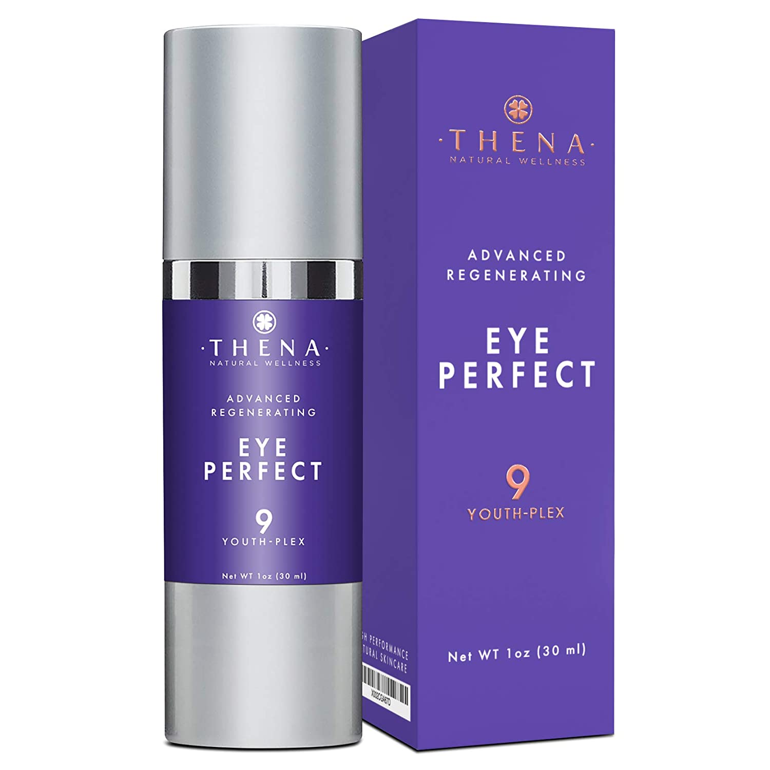 THENA Natural Wellness Anti-Aging Eye Cream