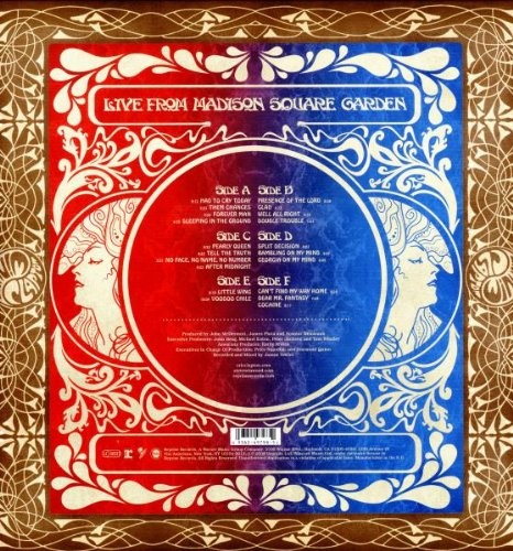 Live from Madison Square Garden [Vinyl] by Reprise / Wea