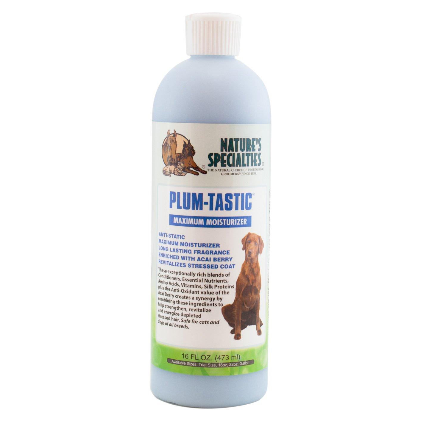 Nature's Specialties Plum-Tastic Maximum Moisturizer for Pets, 16-Ounce