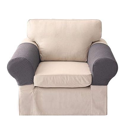 Amazoncom Kobwa Spandex Armrest Stretch Fabric Anti Slip