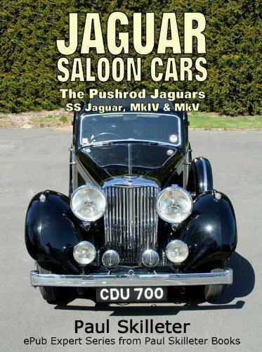 Jaguar Saloon Cars - The Pushrod Jaguars (ePub Expert ()