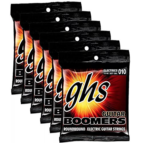 (GHS GBL Boomers 10-46 (6 Pack Bundle))