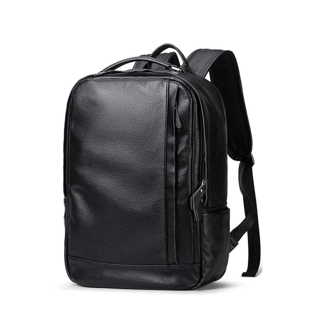 黒バックパック、男性レジャーバッグ携帯電話傘収納バッグ大容量デザイン高品質ハードウェアアクセサリー (Color : Black3, Size : #1) B07T3JZJ5G Black3 #1