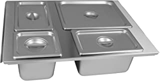 product image for Fire Magic Built-in Buffet Server And Food Warmer - 23830-sw-cd