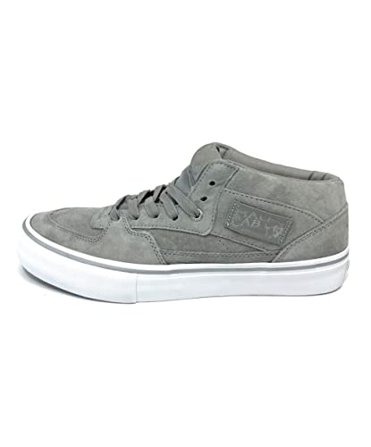 bc51afee11 Image Unavailable. Vans Half Cab Pro 25th Silver Men s Classic Skate ...