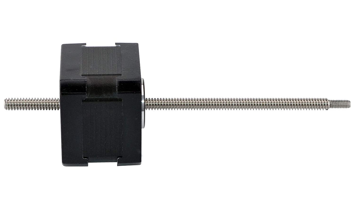 STEPPERONLINE Precision Linear Actuator Nema 17 Non-Captive 34mm Stack 0.7A Lead 4.877mm//0.192 Length 150mm for 3D Printers Z Axis or CNC Machine