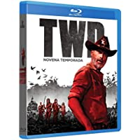 The Walking Dead: Novena Temporada [Blu-ray]