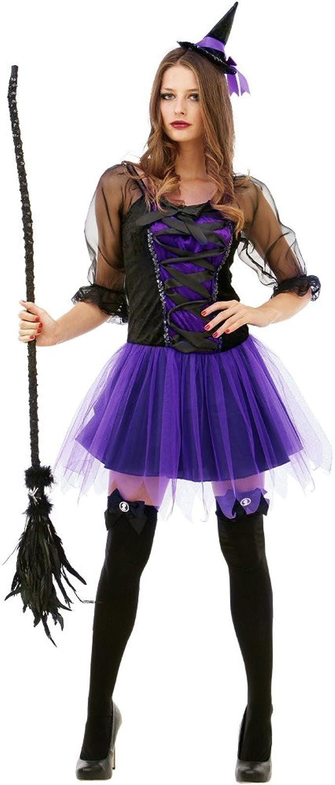 Amazon.com: Spellbinding Sorceress – Disfraz para Halloween ...