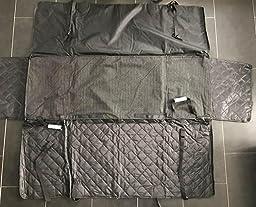 elitist luxus autoschondecke f r hunde kofferraumschutz rundumschutz mit sitzanker wasserdicht. Black Bedroom Furniture Sets. Home Design Ideas