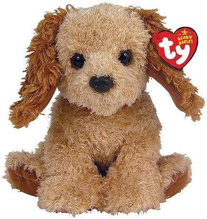 Amazon.com  Ty Beanie Baby Houston the Dog Plush Stuffed Animal ... 4dfc74ac8509