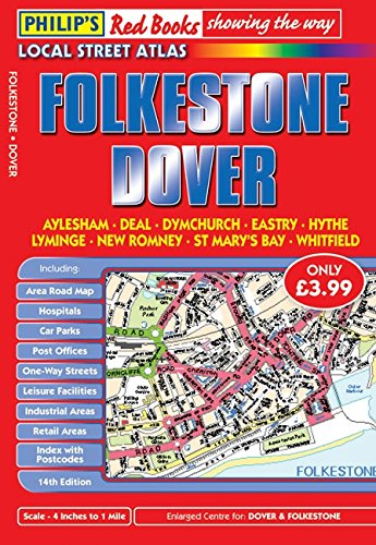 Download Philip's Red Books Folkestone and Dover pdf