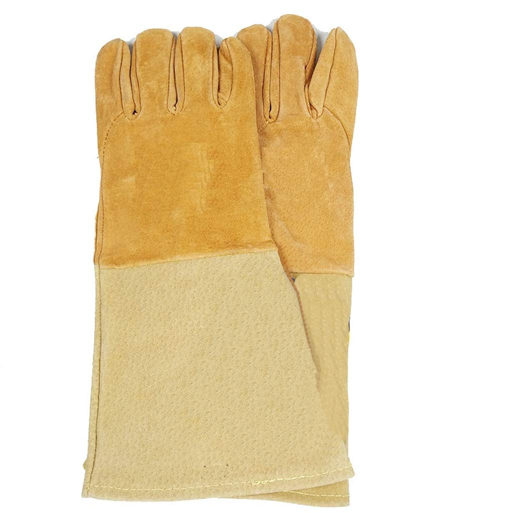 Goquik Welding Gloves Industrial Labor Protection Protective Gloves, Factory Workshop Gloves by Goquik (Image #1)