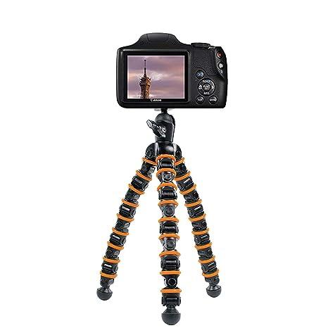 TronicXL - Trípode Flexible para cámara Canon M50 EOS 4000D 2000D ...