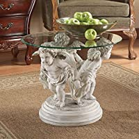 Design Toscano Berninis Cherubs Coffee Table